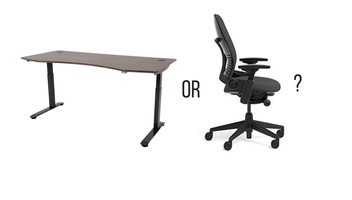 Which is Better Using an Ergonomic Chair or a Standing Desk?  sc 1 st  ReviewNetwork.com & Which is Better Using an Ergonomic Chair or a Standing Desk ...